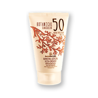 Australian Gold Botanical Mineral Sunscreen
