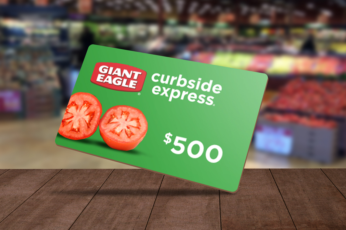 $500 Curbside Express Gift Card