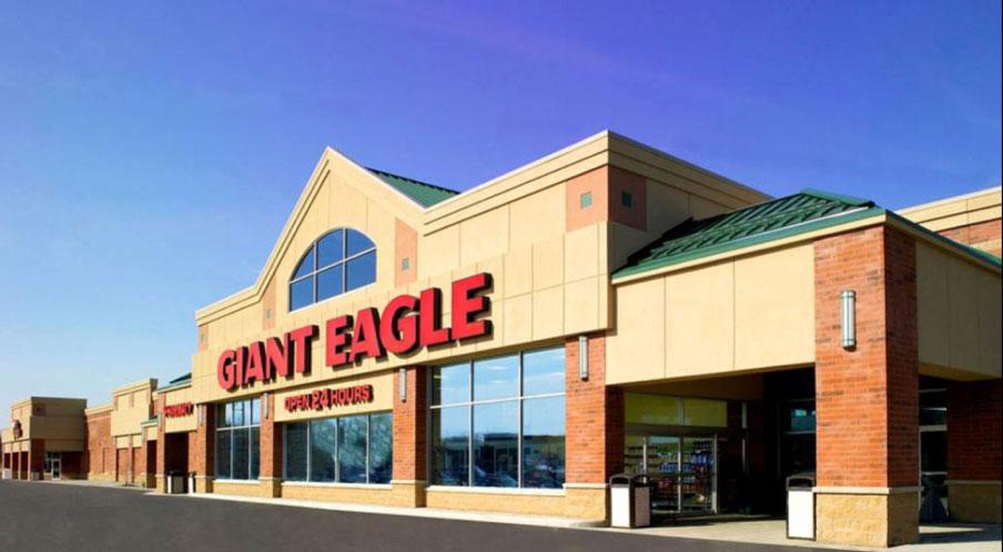 Neighborhood Grocery Store Pharmacy Giant Eagle